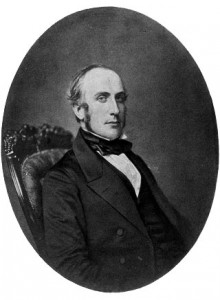 George Brown. Photo courtesy of the Ontario Heritage Trust
