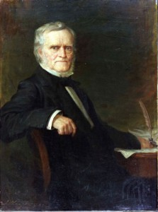 Painted after the death of W.L. Mackenzie, some time in the early 20th century. Courtesy of the City of Toronto