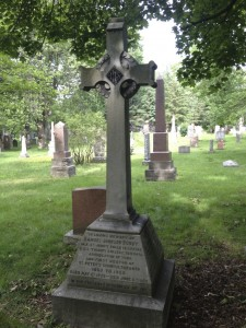 Boddy's grave