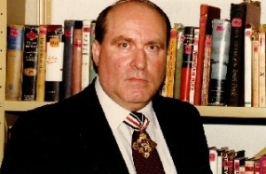 Undated picture of Zündel from his website