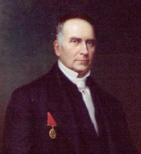 Robert Baldwin by J.W.L. Forster Government of Ontario Art Collection