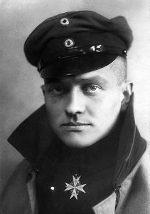 Manfred von Richthofen aka The Red Baron