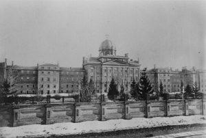 provincial lunatic asylum 1884